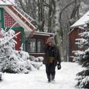 Weihnachtsbaumverkauf auf dem Orthhof