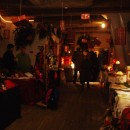 Weihnachtsmarkt auf der Diele
