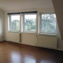 Wohnung 4 - Wohn-/Esszimmer mit Blick Richtung Fenster
